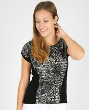 Viscose Cap Sleeve Blouses for Women