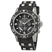 Invicta Jason Taylor Grey Dial Chronograph Mens Watch 24167