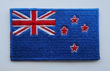 Flag of New Zealand Patch