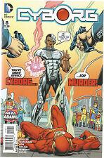 Cyborg #8 Neal Adams Variant Cover Nm