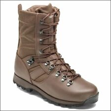 Altberg Jungle Military Combat Boot - Mod Brown