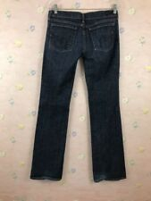 Citizen Of Humanity Jeans 30 Women's Kelly #001 Stretch Low Waist Bootcut
