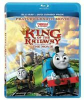 Thomas and Friends: King of the Railway the Movie [New Blu-ray] With D