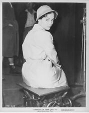 SOMEBODY UP THERE LIKES ME orig on the set studio publicity photo PIER ANGELI