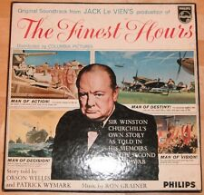 Ron Grainer - Original Soundtrack From Jack Le Vien's The Finest Hours 2x12""