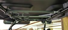 Kawasaki Mule 3010 4010 Trans Rear Quick Draw Above Head Overhead Gun Rack