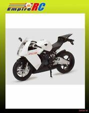 1:12 KTM RC8 de Metal Moto Moto Modelo (Blanco)