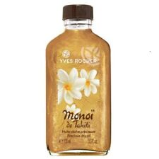 Yves Rocher Monoi De Tahiti Precious Dry Oil for Body and Hair shimmery pigments