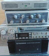 autoradio piooner kex 73,Gma 120,cd646 crossover,gm4