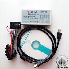 DLC9LP Xilinx Platform USB Download Cable Jtag Programmer Debugger Adapter