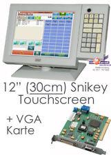Touchscreen Monitor Casse SNIKEY POS Monitor + piede di supporto scheda grafica