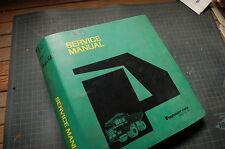 PAYHAULER 180 Dump Truck Service Manual rock quarry haul repair owner operator