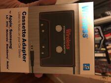 just wireless cassette adapter