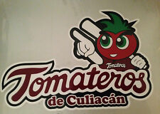 "Car Decals. Wall Decal. Laptop Decal... Beisbol. Tomateros de Culiacan. 8""W"