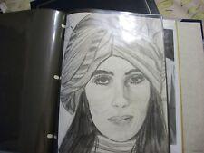 Cher  autographed portrait with COA
