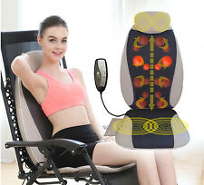 Zespa ZP895 All In One 3 Dimensional Shoulder Neck Spine Hip Thigh Massage Cushi