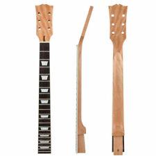 Kmise Electric 22 Frets Guitar Neck Mahogany for Gibson Les Paul LP - MI2670