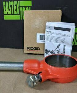 RIDGID 30118 Threader Ratchet and Handle **NEW OPEN BOX**