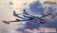 1/72 Dragon Models DE HAVILLAND SEA VENOM FAW.21 British Fighter *MINT*