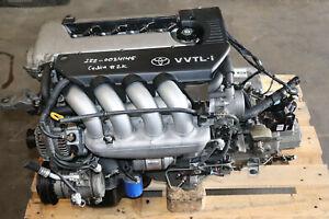 2000-2005 Toyota Celica GT-S 1.8L 2ZZGE DOHC VVTL-i Engine 6 Speed Transmission