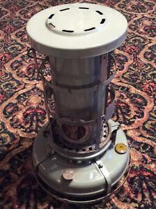 Vintage Aladdin Blue Flame Paraffin Heater No.150056