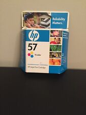 Hp 57 tri color inkjet cartridge