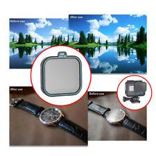Pour GoPro Hero 6/5 Protecteur lentille app Circulaire Polariseur Filtre (CPL)