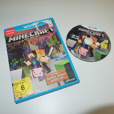 Minecraft - WiiU Edition inkl. Super Mario Mash-Up Nintendo Wii U