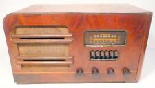 Rebuilt /mostly Recapped* WARD'S AIRLINE AM & SW  Good Sound -MID CENTURY MODERN