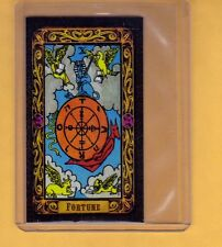 HEX SPELL MAGICK - FORTUNE - ATTRACT MONEY CELTIC HEX CARD WITCHCRAFT 1990s