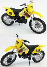 Motos miniatures pour Suzuki 1:18