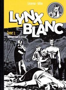 Lynx blanc - tome 2 : Aventures dans la brousse