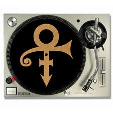 Prince Vinyl CORK DJ SLIPMATS / Turntable SLIP MATS