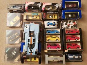 Job Lot of Die Cast Model Cars (21)