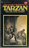 Tarzan and the Lost Empire Mass Market Paperbound Edgar Rice Burroughs