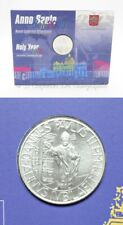 Vaticano 2000 Lire Argento FDC Anno santo Moneta celebrativa straordinaria