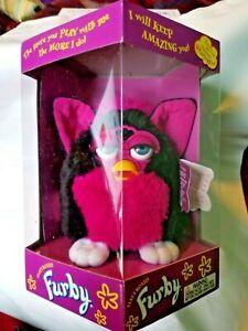 HASBRO TIGER ELECTRONIC FURBY 1999 NEW IN BOX
