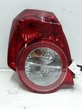 09 10 11 Pontiac G3 hatchback Chevy Aveo hatchback left driver side tail light