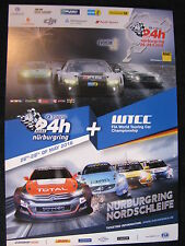 Flyer WTCC Nürburgring Nordschleife 26th-28th of May 2016