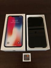 New Apple iPhone X 64GB Space Gray Factory Unlocked A1901 GSM World-Wide