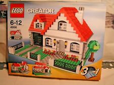 LEGO CREATOR 3 EN 1 - GRANDE MAISON AVEC GARAGE - Ref 4356