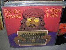 ERIC VON SCHMIDT 2nd right 3rd row ( folk ) - poppy - inserts -