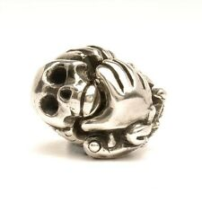 AUTHENTIC TROLLBEAD SILVER BEAD OF FORTUNE 11429 PORTAFORTUNA