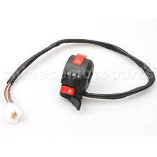 ATV Kill Light Starter Switch 50 70 90cc 110cc 125cc Chinese Taotao Sunl Roketa