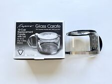 New Replacement Glass Coffee Carafe Capresso 10 Cup 50 oz Model 4451 NEW In BOX