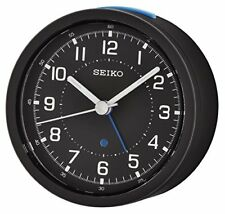 Seiko Qhe096d Orologio Analogico in plastica Nero (schwarz)