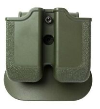 Z2050 IMI Defense Green Right Hand Double Magazine Pouch H&K USP .45 and H&K 45C