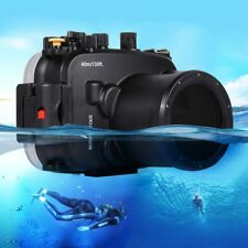 PULUZ 40m Underwater Diving Waterproof Case Housing for Sony A7 A7S A7R Camera