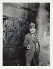 THE UNTOUCHABLES 8x10 TV series photo signed by actor Paul Picerni