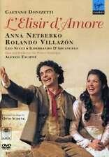 Rolando Villazon - CD Donizetti: L'Elisir d'amore NUEVO DVD